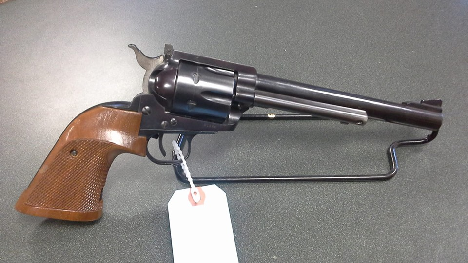 Ruger 3 screw 44mag